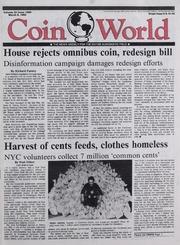 Coin World [03/09/1992]