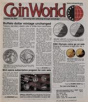 Coin World [10/29/2001]