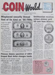 Coin World [11/15/1993]