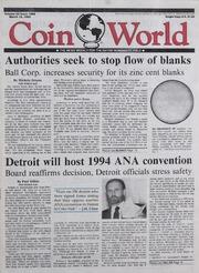 Coin World [03/16/1992]