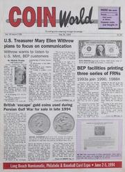 Coin World [05/30/1994]