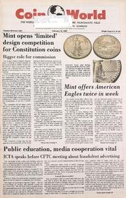 Coin World [02/18/1987]
