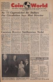 Coin World [08/15/1973]