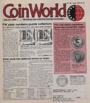 Coin World [07/27/1998]
