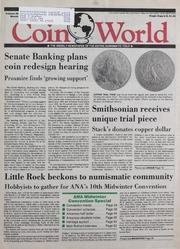 Coin World [03/09/1988] (pg. 37)