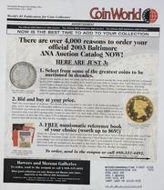 Coin World [07/07/2003]