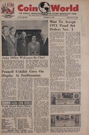 Coin World [10/21/1970]