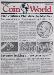 Coin World [01/13/1992]
