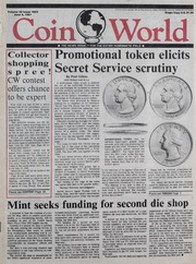 Coin World [06/05/1991] (pg. 33)