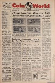 Coin World [01/25/1963]
