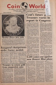 Coin World [01/19/1977]