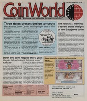 Coin World [11/30/1998]