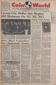 Coin World [11/08/1972]