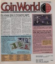 Coin World [03/12/2001]