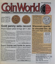 Coin World [10/25/2004]