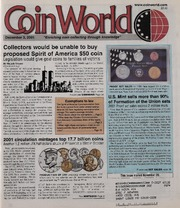 Coin World [12/03/2001]
