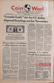 Coin World [10/12/1977]