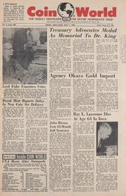 Coin World [05/01/1968] (pg. 52)