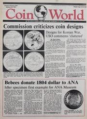 Coin World [01/30/1991]
