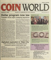 Coin World [01/09/2006]
