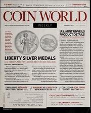 Coin World [01/11/2016]