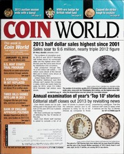 Coin World [01/13/2014]
