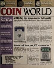Coin World [01/14/2008]