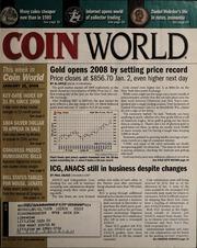 Coin World [01/21/2008]