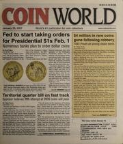 Coin World [01/29/2007]