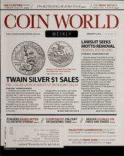 Coin World [02/15/2016]