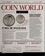 Coin World [02/16/2015]