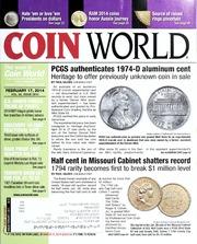 Coin World [02/17/2014]