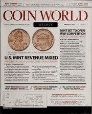 Coin World [02/22/2016]