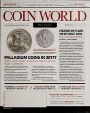 Coin World [03/13/2017]