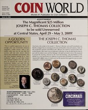 Coin World [03/16/2009] (pg. 38)