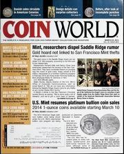 Coin World [03/24/2014]
