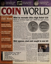 Coin World [03/31/2008]