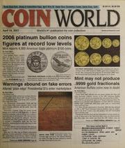 Coin World [04/16/2007]