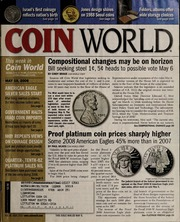 Coin World [05/19/2008]
