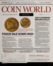 Coin World [06/08/2015]