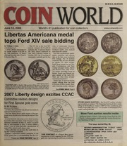 Coin World [06/12/2006] (pg. 10)