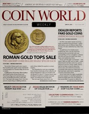 Coin World [06/15/2015]