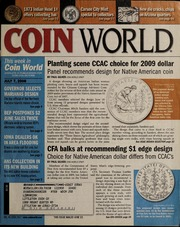 Coin World [07/07/2008]