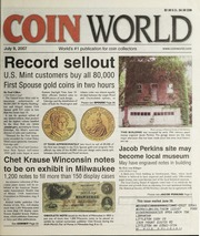 Coin World [07/09/2007]