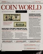 Coin World [07/11/2016]