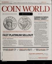 Coin World [07/18/2016]