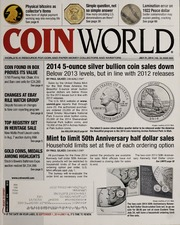 Coin World [07/21/2014]