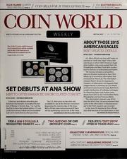 Coin World [07/24/2017]