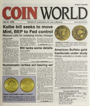 Coin World [07/31/2006]
