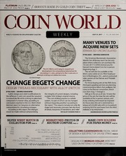 Coin World [07/31/2017]